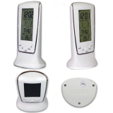 Jual Baru Digital Lcd Jam Alarm Kalender Thermometer Oem Murah