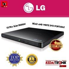 Diskon New Dvd Rw External Portable Lg Ultra Slim Optical Drive Read Write Oem