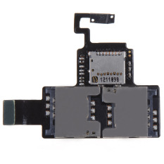 New Flex Cable MicroSD Sim Card Holder For HTC Desire V-