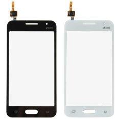 Harga New Front Touch Screen Digitizer Cocok Untuk Samsung Galaxy Core 2 Duo G355 Intl Oem Baru