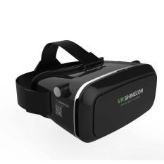 Toko Generasi Baru Vr Shinecon Virtual Reality Headset 3D Vr Kacamata Untuk 4 6 Inch Smartphone Untuk 3D Film Dan Permainan Vr Box Oem Tiongkok