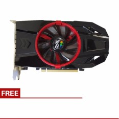 Baru Kartu Grafis ATI Radeon Chipset HD7770 4 GB 128Bit GDDR5 Lebih Kuat dari GTX650 & GT740-Intl