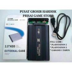 New Hardisk Eksternal 40 GB Untuk PS 2 FULL GAME-HARDISK PC KOMPUTER-HARDISK LAPTOP-HARDISK SEAGATE-HARDISK TOSHIBA-PLAYSTATION 2-PLAYSTATION 3