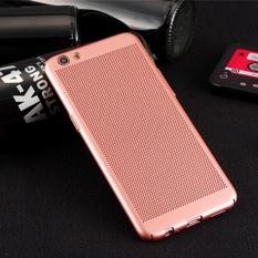 Baru Panas Disipasi Cover Hollow Out Ultra-tipis Cell Phone Case untuk BBK VIVO V5