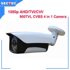 Perumahan Baru 1080 P AHD/TVI/CVI/900tvl CVB 4in 1 Kamera 3.6mm HD 3MP Lensa IP66 Waterproof IR Camera Sistem Kamera Keamanan