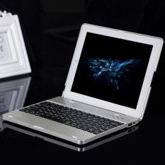 Baru Ipad4/Ipad3 Apple Identitas Nirkabel Bluetooth Keyboard Keyboard Keyboard Lengan Pelindung