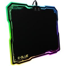Baru LED Lighting Hard Gaming Mouse Pad Mat dengan Anti-Slip Karet 39*28 Cm-Intl
