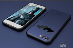 New Luxury Ultra Tipis Batman TPU Soft Phone Case untuk Apple IPhone 6 Plus/6 S Plus 5.5 Inch -Intl