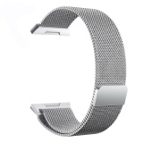Toko New Milanese Stainless Steel Smart Gelang Jam Penggantian Tali Untuk Fitbit Ionic Intl Online Terpercaya