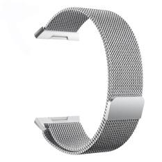 Toko New Milanese Stainless Steel Smart Gelang Jam Penggantian Tali Untuk Fitbit Ionic Intl Termurah Di Hong Kong Sar Tiongkok