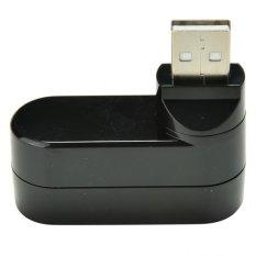 Beli Baru Mini 3 Port Usb 2 Pembelah Berputar For Pc Laptop Notebook Adaptor Hub Mac Tiongkok