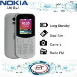 Harga New Nokia 130 2017 Dual Sim Camera 8Mb Garansi Resmi Nokia 1 Tahun Fullset Murah