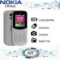 NEW Nokia 130 2017 - Dual SIM - Camera - 8Mb - GARANSI RESMI NOKIA 1 TAHUN