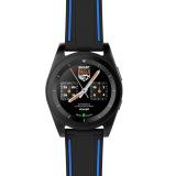 Beli Barang Baru Asli No 1 G6 Smartwatch Mtk2502 Smartwatch Olahraga Bluetooth 4 Pelacak Panggilan Menjalankan Monitor Denyut Jantung For Android Ios Hitam Kulit Internasional Online