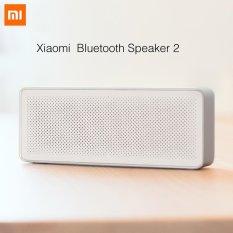 Toko Baru Asli Xiaomi Mi Bluetooth Speaker 2 Kotak Kotak Stereo Portable Suara Definisi Tinggi Kualitas Bluetooth 4 2 Dukungan Aux In Intl Dekat Sini