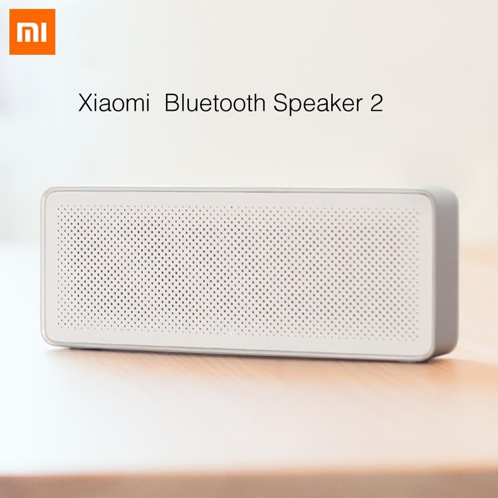 Jual Portabel Speaker Xiaomi Termurah Mini Kulitas Baru Asli Mi Bluetooth 2 Kotak Stereo Portable Suara Definisi Tinggi Kualitas