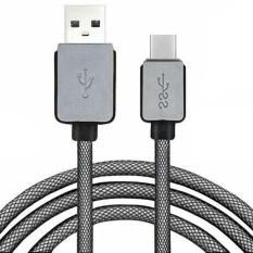 Promosi Baru ASTAR Nilon USB 3.1 Kabel Kabel Jaring Sinkronisasi Pengisi Daya Pengisian Kabel untuk Android-Internasional