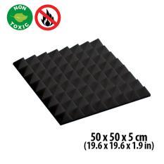Toko Piramida Baru Akustik Busa Kedap 50X50X5 Cm Kk1034 Arrowzoom Hong Kong Sar Tiongkok