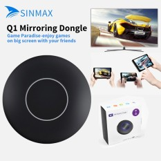 NEW Q1 TV Stick RK3036 dual core 1080P H.265 anycast Miracast Mirror dongle DLNA Airplay WiFi Display YouTube chromecast - intl