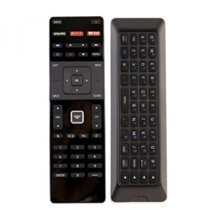 NEW Qwerty Dual Side Remote XRT500 with Backlight fit for 2015 2016 VIZIO Smart app internet tv - intl