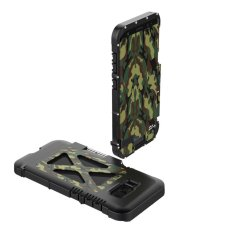 Baru R-JUST Metal Case untuk Samsung Galaxy S8 PLUS Flip Aluminium Paduan Shockproof Case Phone Shell Cover Mobile Accessories- INTL