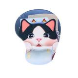 Jual Baru Selip Perlawanan English Kenyamanan Sandaran Lengan Dukungan Memori Busa Bantalan Mouse Kucing Aneka Warna Murah Di Tiongkok