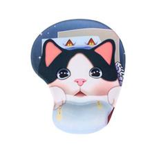 Jual Baru Selip Perlawanan English Kenyamanan Sandaran Lengan Dukungan Memori Busa Bantalan Mouse Kucing Aneka Warna Tiongkok