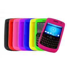 Baru Case Kulit Silikon Lembut For Blackberry Tour 9630 (warna Acak)