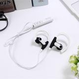 Harga Baru St 008 Bluetooth Headset Sport Bluetooth Earphone Untuk Ponsel Putih Intl Di Tiongkok