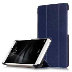 New Stand Folio Flip Smart Case Cover untuk 7 ''Huawei MediaPad M2 7.0 PLE-703L DB-Intl