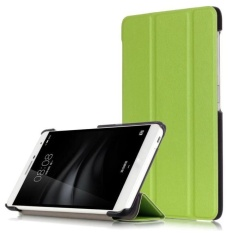 New Stand Folio Flip Smart Case Cover for 7'' Huawei MediaPad M2 7.0 PLE-703L GN - intl