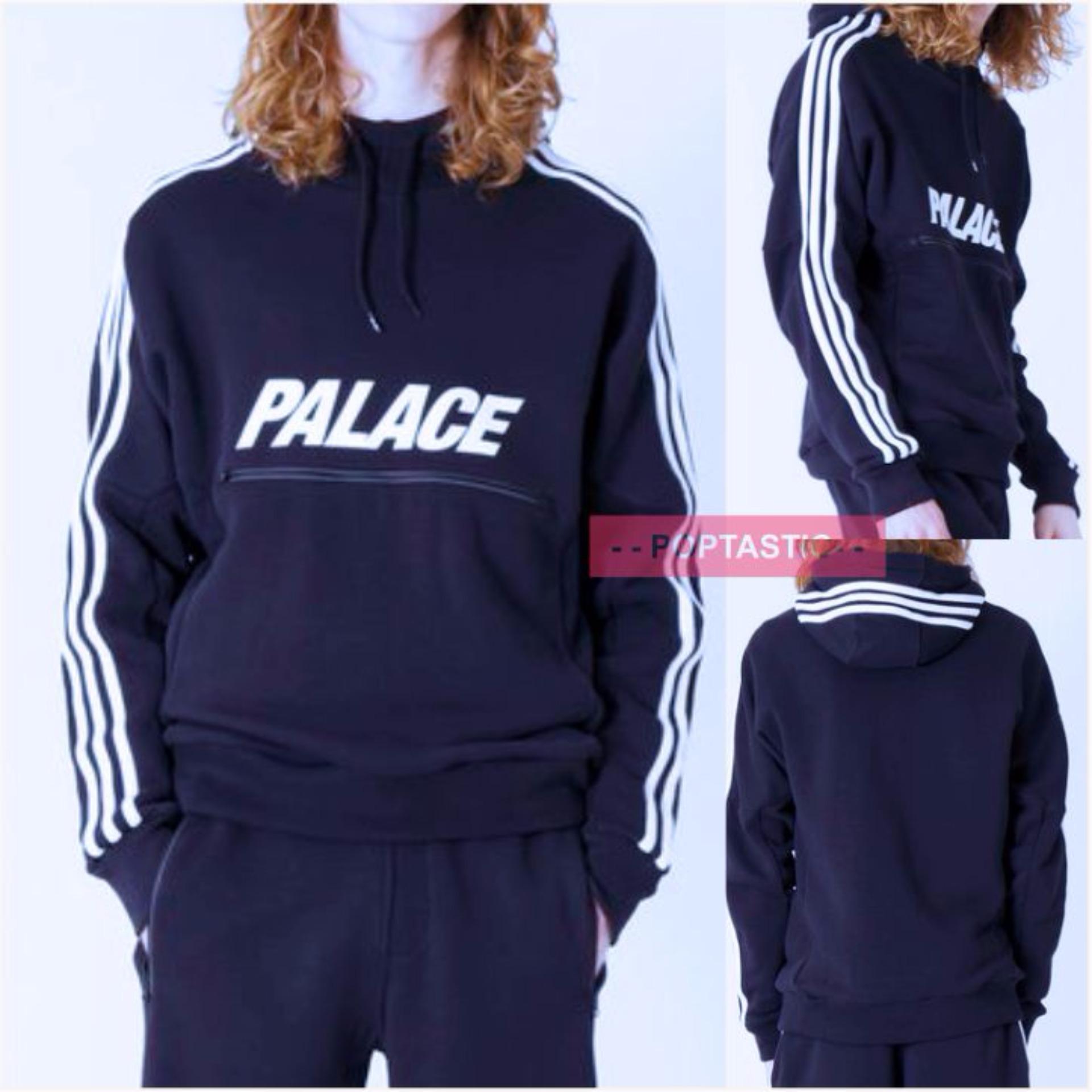 Jual New Sweater Hoodie Pallace Stripe Street Style Palace Original