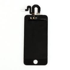Baru Touch Digitizer Layar LCD Display Assembly untuk Apple IPod Touch 5 5th (hitam) + 3 M Tape + Membuka Alat Perbaikan + Lem