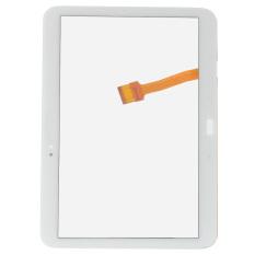 Baru Touch Glass Screen Display untuk Samsung GALAXY Tab 3 10.1 GT-P5210 P5200 (Putih)--Intl