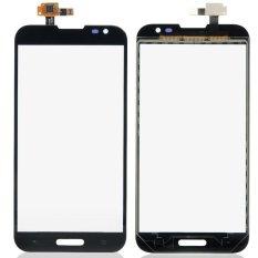 Baru Layar Sentuh Hitam Digitizer Penggantian Kaca untuk LG Optimus F240 E980 E988 B0243 T0.35-Intl