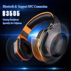 Review Tentang Versi Baru Wireless Bluetooth Stereo Gaming Headphone Headset Setiap B3505 Dengan Kontrol Volume Mikrofon Hi Fi Musik Intl
