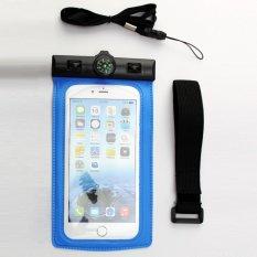 Baru Telepon Waterproof Cover untuk Phone Waterproof Underwater Bag untuk Semua Ponsel-Intl