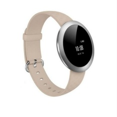 Baru X9mini Smart Gelang Watch Layar Sentuh Langkah Denyut Jantung Tahan Air Anti-hilang Informasi untuk Mengingatkan Pemantauan Gerakan Belt Bagian-Intl