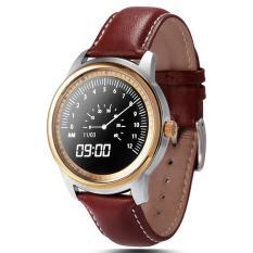 Terbaru Kedatangan Lem1 Smart Watch Smart Watch Wearable Perangkat Penuh HD IPS Layar Bluetooth Jam Tangan untuk Android IOS Mendukung Ibrani Emas
