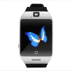 TERBARU Bluetooth Smart Watch Apro Q18s Mendukung NFC SIM GSM Videocamera Mendukung Android Nomor IOS HP PK GT08 GV18 U8 DZ09-Intl