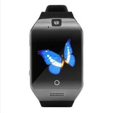 TERBARU Bluetooth Smart Watch Apro Q18s Mendukung NFC SIM GSMVideocamera Dukungan Android/IOS HP PK GT08 GV18 U8 DZ09 & NBS-Intl