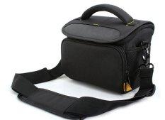 Terbaru Camera Cover Case Bag untuk Olympus E-PL7 E-PL6 E-PL5 EM5 EM5II EM10 EM10II EP5 SP-100EE dengan Strap-Intl