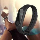 Promo Newworldmall Ponsel Terbaru Teknologi Kapal Gratis M2 Smart Watch Sport Gelang Denyut Jantung Darah Tekanan Memantau Detektor Internasional Oem