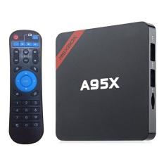 Spesifikasi Nexbox A95X B7N Smart Tv Box Amlogic S905X Quad Core 64 Bit Cortex A53 4 K X 2 K H 265 2 4 Ghz Wi Fi Bluetooth 4 Dan Harganya