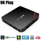 Toko Nexbox A95X B7N Smart Tv Box Amlogic S905X Quad Core 64 Bit Cortex A53 4K X 2K H 265 2 4Ghz Wifi Bluetooth 4 2Gb 16Gb Intl Termurah