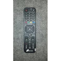 Nexmedia Remote Tv Receiver Parabola Original Hitam Dki Jakarta