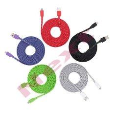 Next Kabel Data Multi Fungsi - Charger Micro USB - Panjang 3M - 1 Pcs