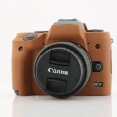 Bagus Silikon Lembut untuk Kamera Canon EOS M5 EOSM5 Karet Kamera Pelindung Case Penutup Tubuh Kulit Kamera Case Bag -Intl