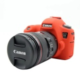 Iklan Nice Soft Silicone Rubber Camera Protective Body Cover Case Skin For Canon Eos 6D Camera Bag Intl