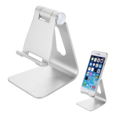 NiceEshop Ponsel Yang Dapat Disesuaikan Berdiri, IPhone Stand: Cradle, Dock, Holder For Switch, IPhone 7 6 6 S PLUS 5 5 S 5C CH
